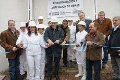 Julián Domínguez ratificó su apoyo a pequeños y medianos productores ganaderos del sudoeste bonaerense