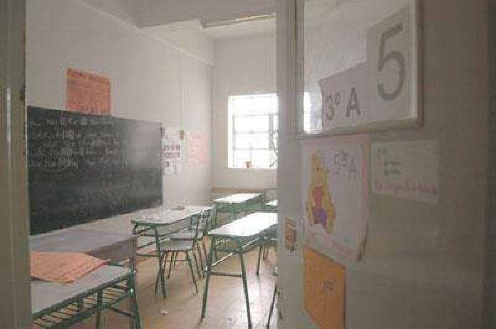 Los docentes de Agmer inician un nuevo paro