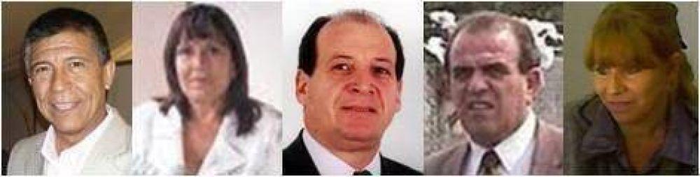 Listas de Compromiso Federal de San Luis: En Pedernera Raúl Merlo lleva de candidatas a Blanca Pereira y Sandra Zabala