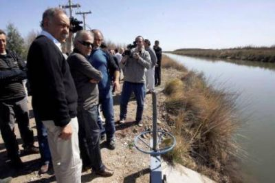 Saiz habilit� nuevos ramales del acueducto del Valle Inferior