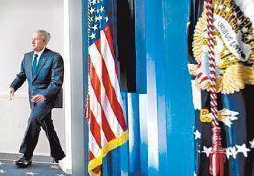 Bush se despidió de la prensa con una firme defensa de la tortura