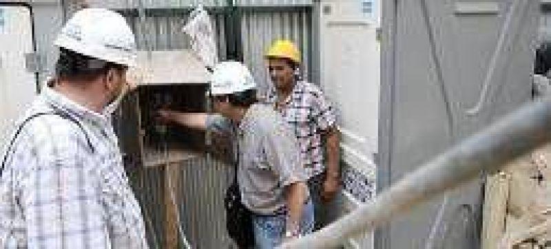 El 85 por ciento de las obras visitadas por la provincia incumplen las normas