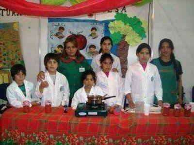 El Sistema Educativo Municipal participó de la Feria de Ciencia y Tecnología