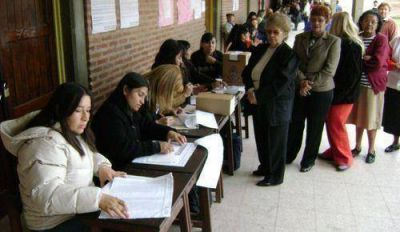 Son 759.991 los chaqueños habilitados para votar