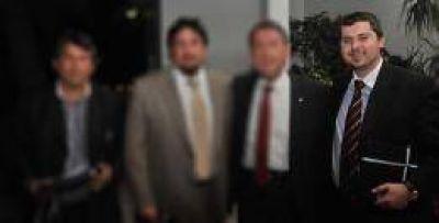 Enrique Gross, el asesor del gobernador que pretende la destrucción del rovirismo y la reelección indefinida de Maurice Closs