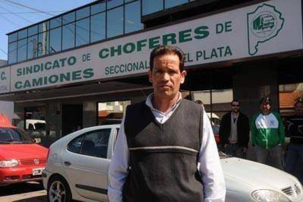 Luis Martín resultó elegido secretario en Camioneros