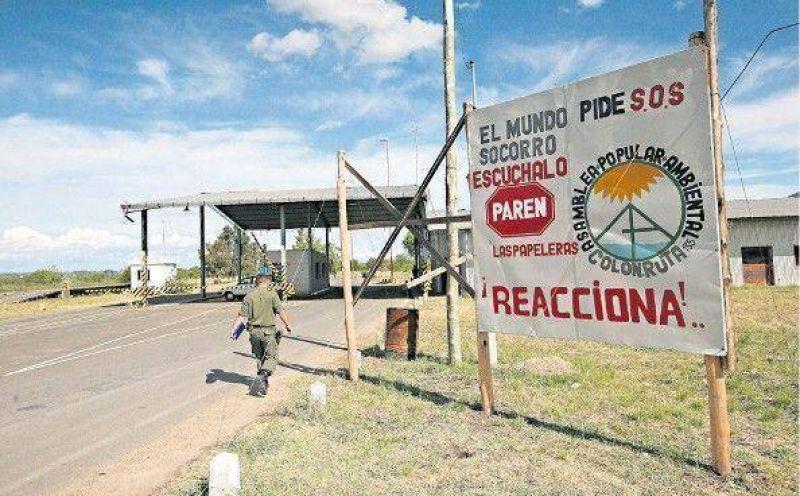 Desafío de los asambleístas: cortarán otro paso a Uruguay