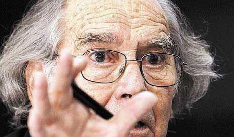 Pérez Esquivel, al frente de una huelga de hambre contra el hambre