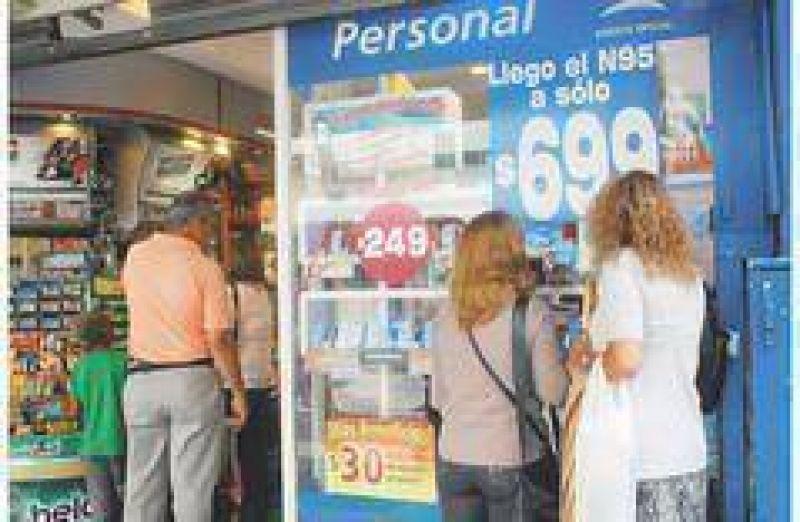 El festival de descuentos también llegó al precio de los celulares