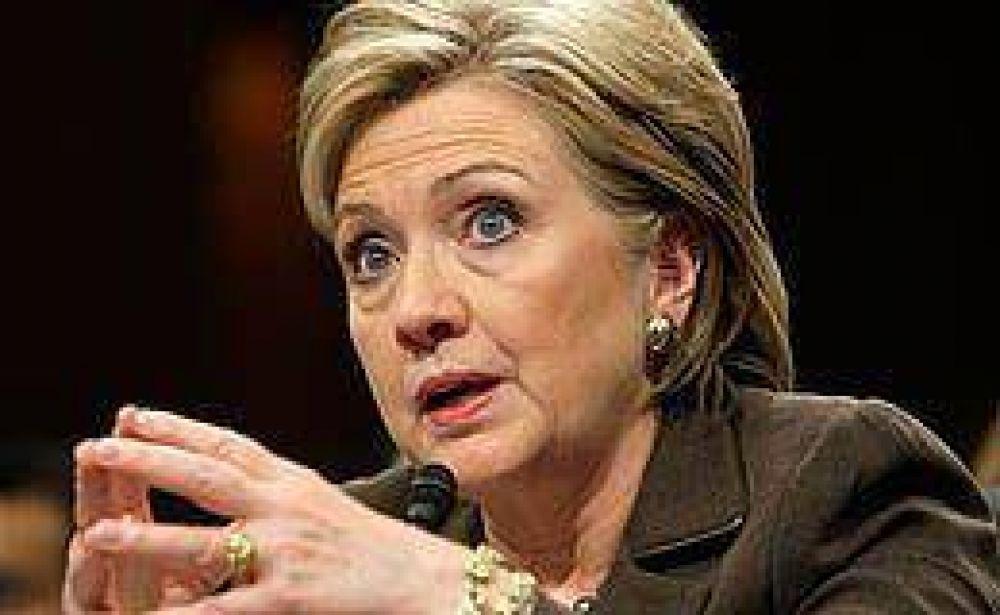 Hillary anticipa política exterior de Obama: no negocia con Hamas pero abre una puerta a Irán