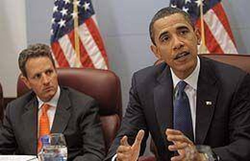 ¿Podrá Geithner asumir como secretario de Tesoro de Obama?