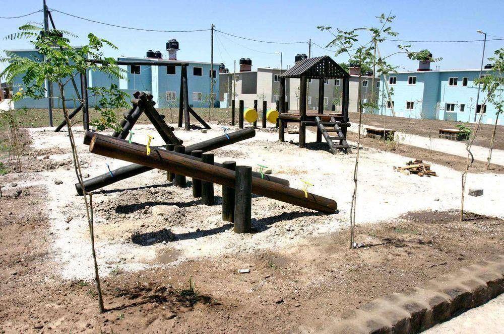 Más de cien familias de Avellaneda comenzaron a mudarse a sus nuevas viviendas