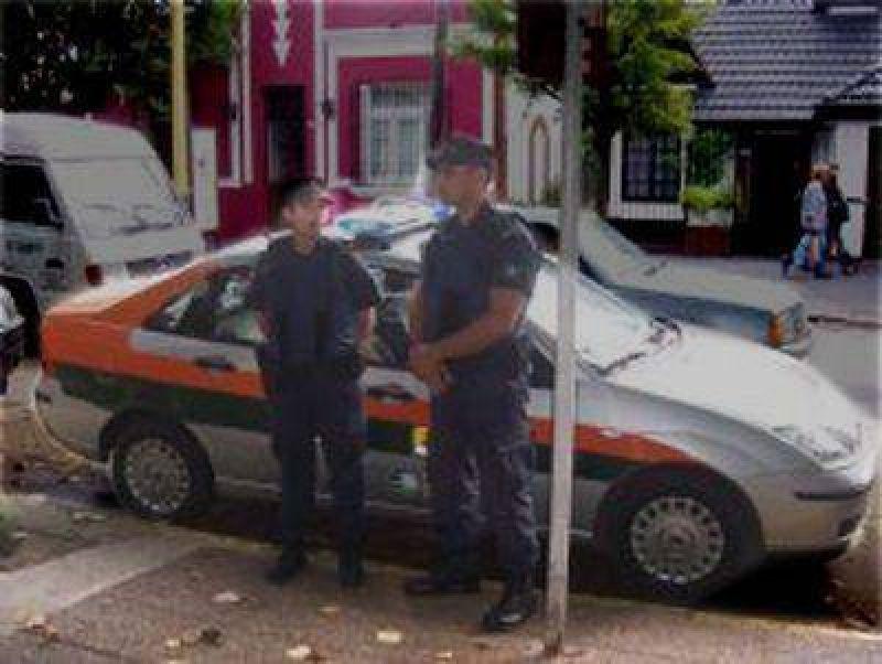 MORON - POLICIALES Nuevo plan de seguridad para la noche moronense