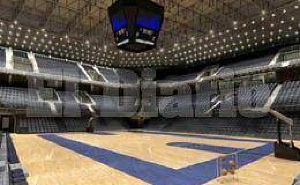 Arena Center Una mega inversión local que se frena por la crisis internacional