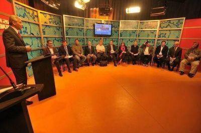 Candidatos debatieron por Canal Seis