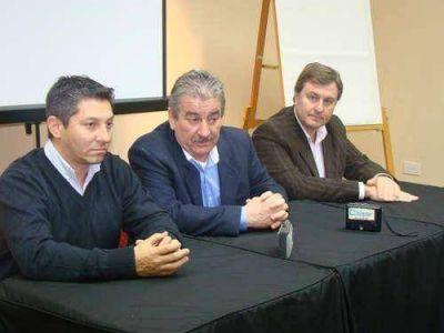 Elecciones 2011: Omar Duclós estuvo en Balcarce