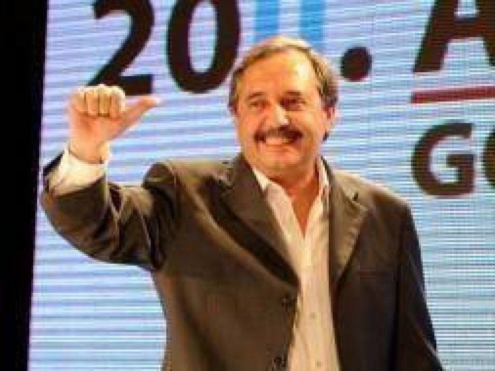 Elecciones 2011: Alfonsín criticó a Daniel Scioli y Rodríguez Saá