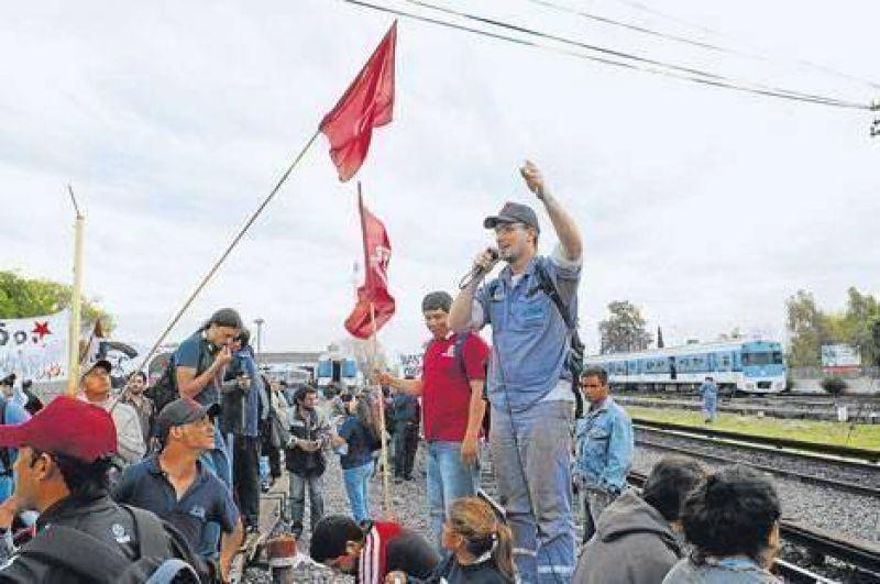 La CGT se solidarizó con los gremialistas ferroviarios detenidos