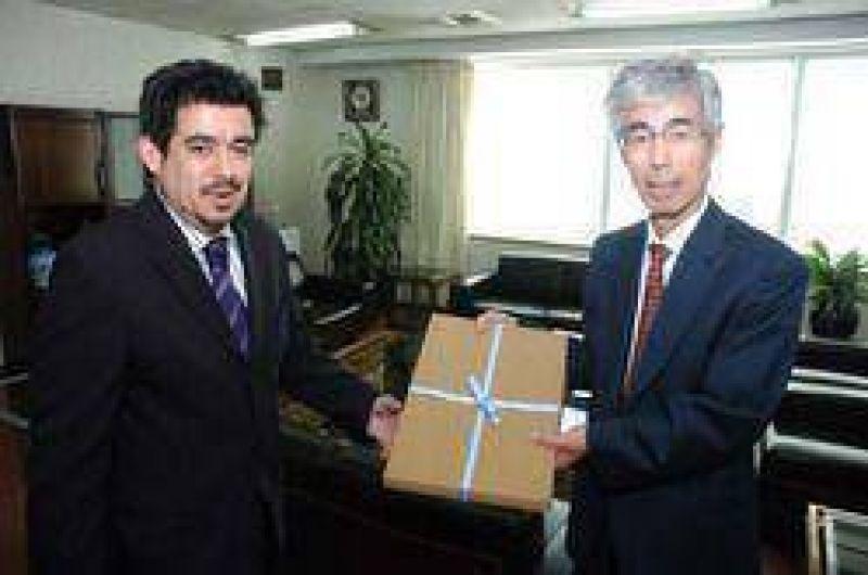 El Ministro de la Producción bonaerense se reunió con el embajador japonés por la situación de Honda y otras inversiones