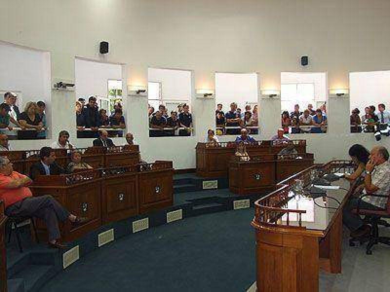 PRESIDENTE PERÓN | CONCEJO DELIBERANTE    Aprobaron un subsidio para los Bomberos Voluntarios