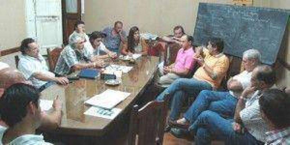 """Se reunió la Rural, y evalúan pedir la declaración de """"desastre agropecuario"""""""