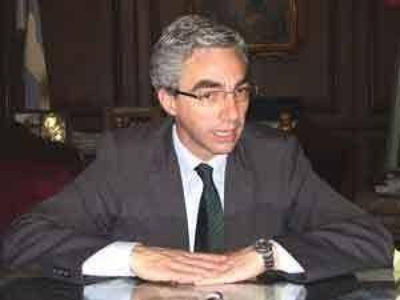 EL INTENDENTE ANALIZO VARIOS TEMAS DE ACTUALIDAD LOCAL  Meoni negó que promueva la instalación del bingo que existe en Pergamino