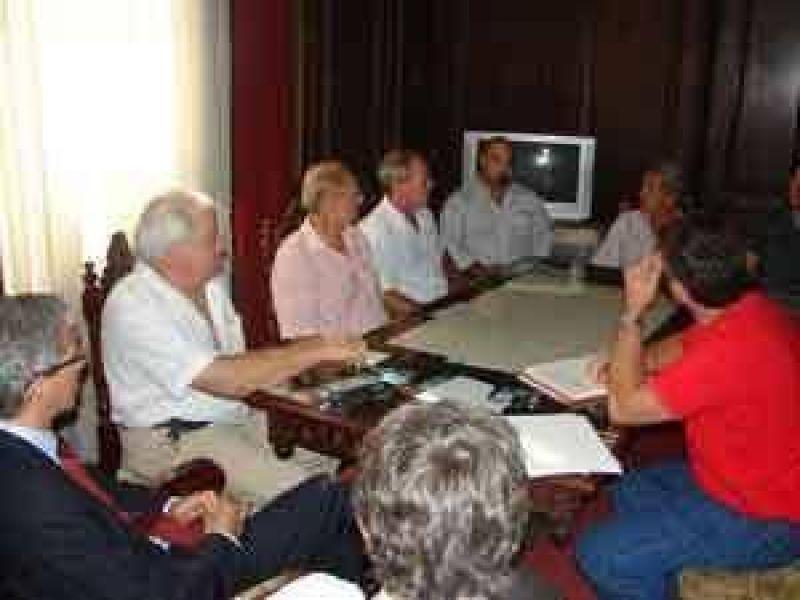 CONSECUENCIAS DE LA SEQUIA  Pedirán la emergencia individual para el distrito