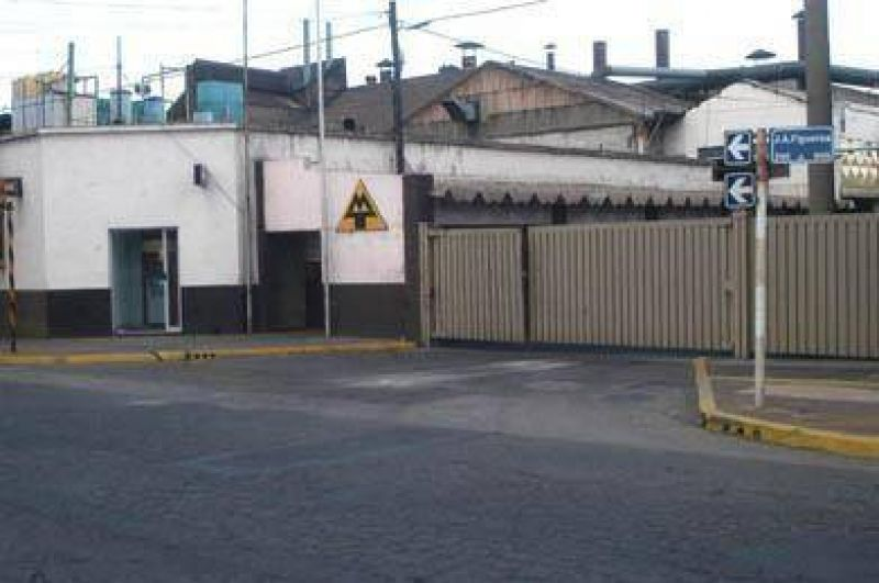 La actividad de las metal�rgicas en la ciudad es pr�cticamente nula