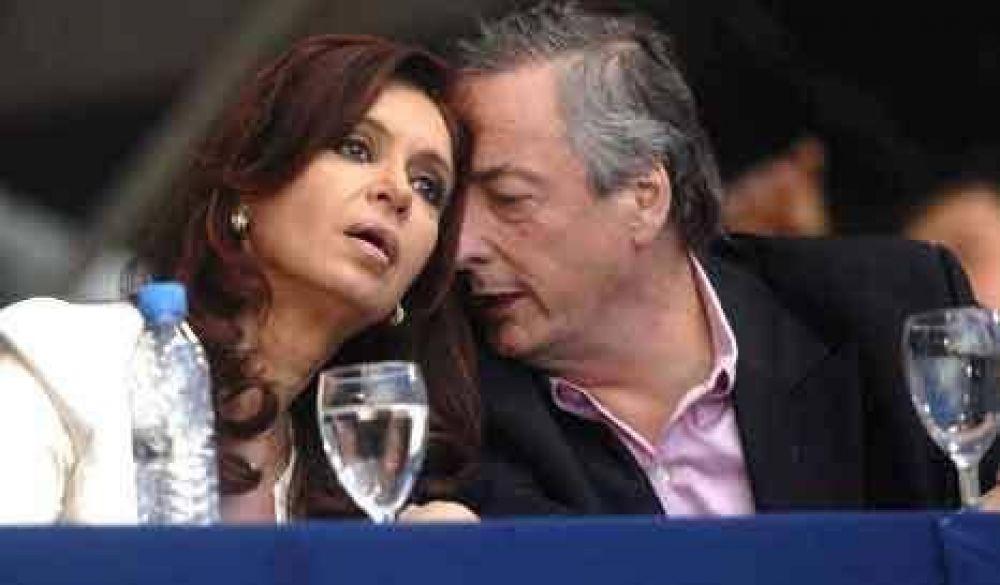 Cristina anunció que Argentina batió récord de exportaciones en 2008