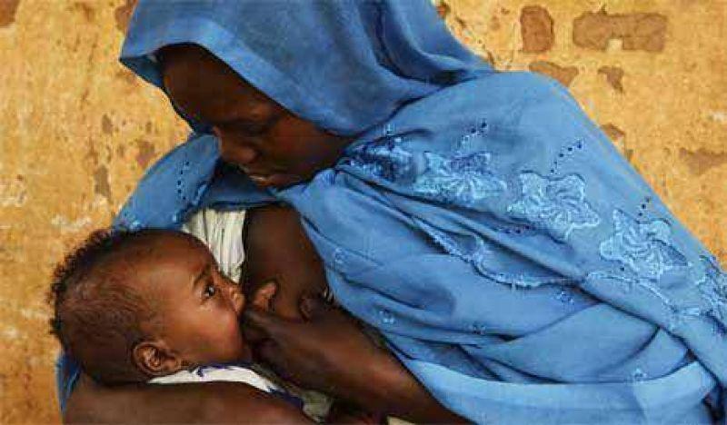 El índice de mortalidad materna es 300% más alto en los países pobres