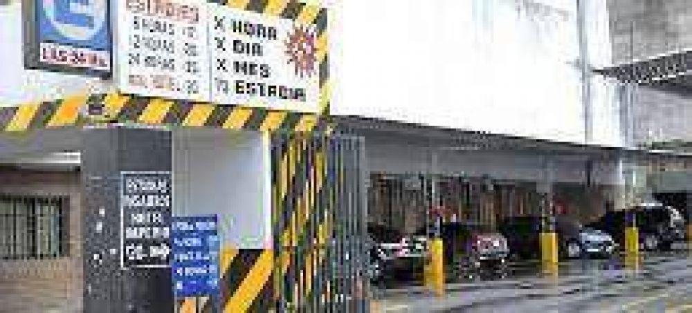 Con el aumento del estacionamiento medido temen la suba en los garajes