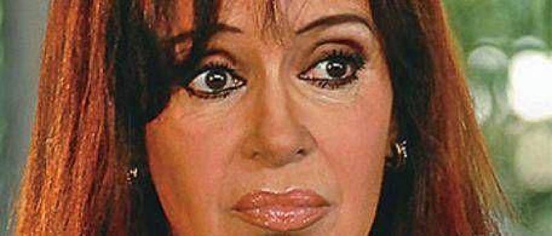 Secreto revelado: Cristina padece un cuadro depresivo