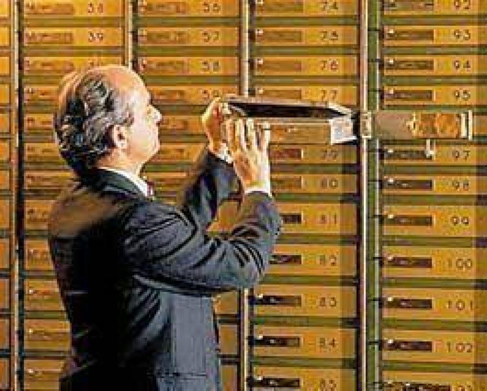 Ofensiva de AFIP contra los dueños de cajas de seguridad