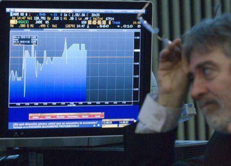 La volatilidad fue lo �nico firme en el Merval, que cay� 0,2%