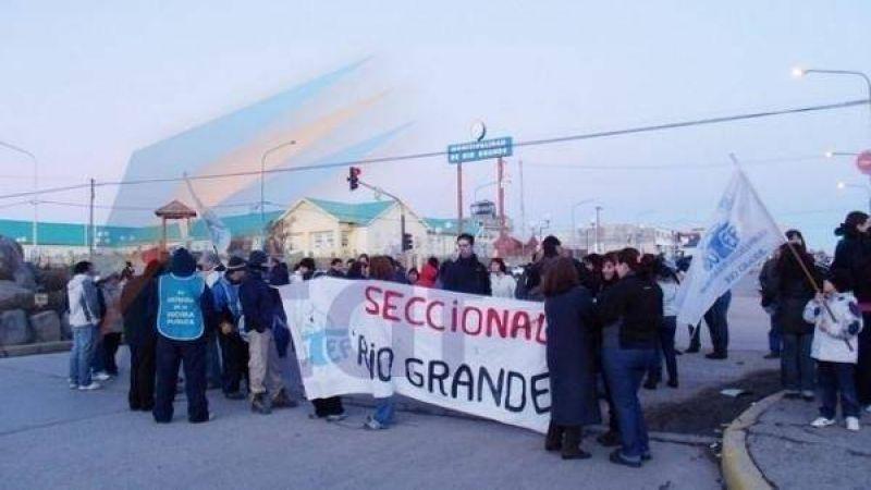 Los docentes de Río Grande decidieron no sumarse a la jornada de paro Destacado