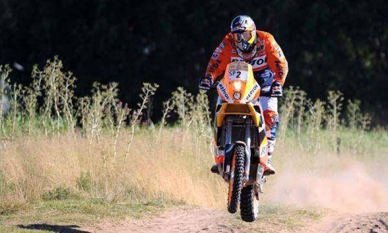 Marc Coma se proclamó ganador del Rally Dakar