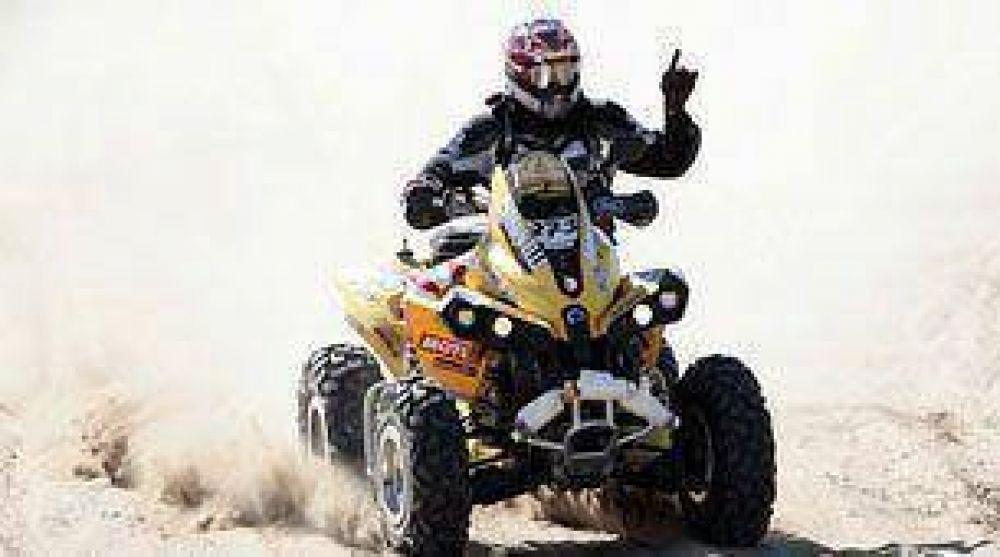 Marcos Patronelli hizo historia al finalizar segundo en el Rally Dakar