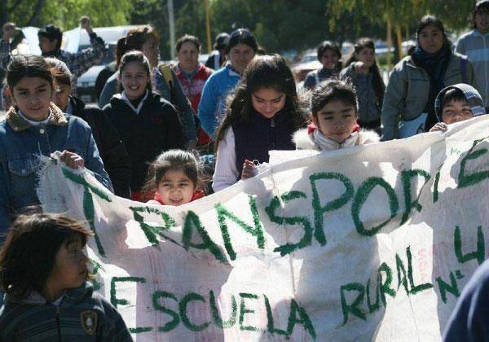 Principio de acuerdo por transporte