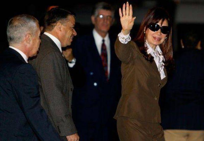 La Presidenta no recibir� a la m�dica Hilda Molina