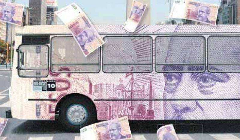 El Gobierno aumentará los subsidios al transporte en $770 millones