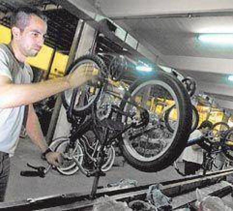 También habrá un plan para canjear las bicicletas viejas