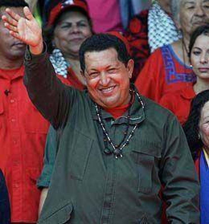 A días del traspaso en EEUU, Chávez disparó contra Obama