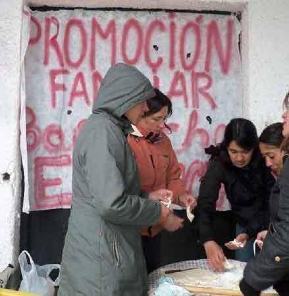 Aumenta malestar de trabajadores del ministerio de Familia