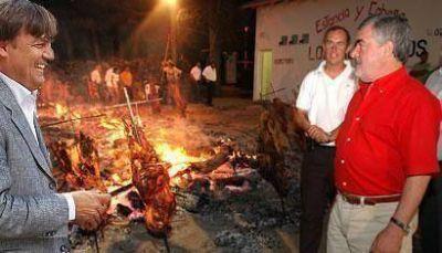 Máximo a la Parrilla: El ISSyS gastó 20 mil pesos en asado y vino