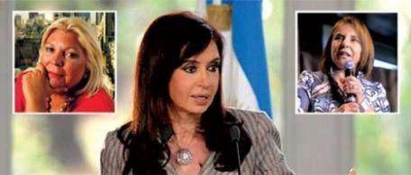 La pol�tica argentina, cosa de mujeres