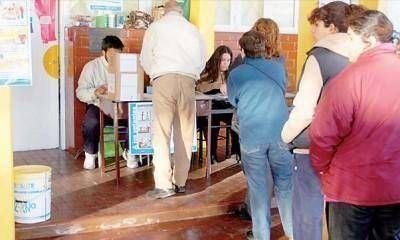 El domingo podrán votar 1.230.000 mendocinos