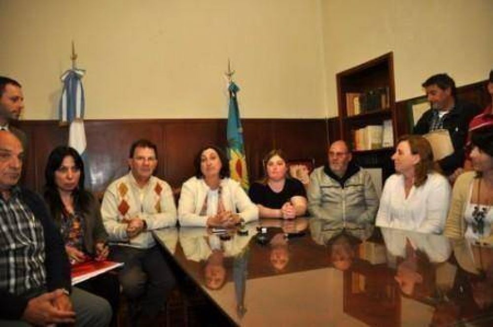 La intendenta Graciela Rosso recordó a Néstor Kirchner a un año de su muerte
