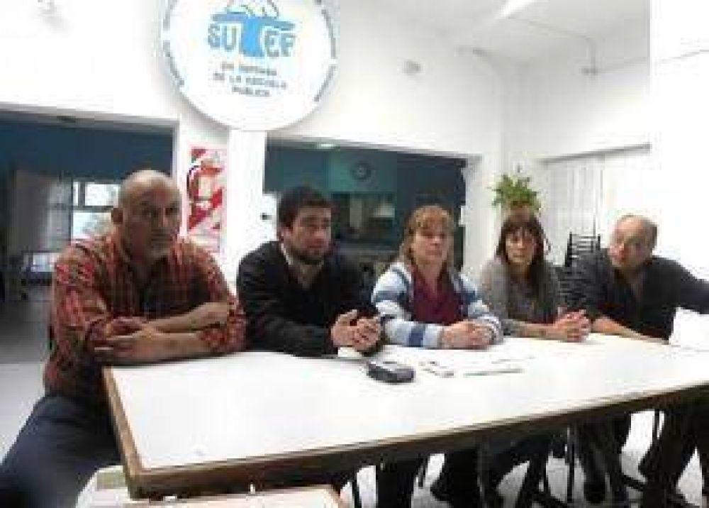 """La CGT y la CTA conformaron la Mesa Intersindical estatal y critican """"ausencia del Estado"""""""