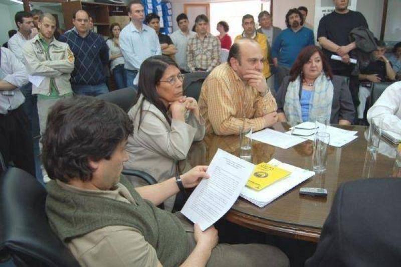Logra dictamen la modificación a la Ley de Código Procesal Laboral