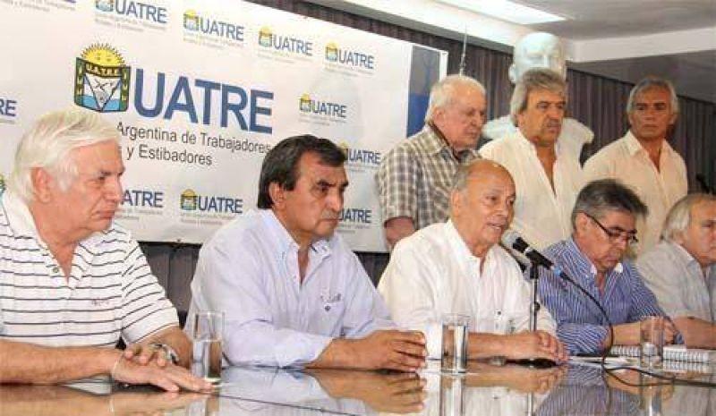 Venegas: el gobierno persigue y quiere que Uatre desaparezca
